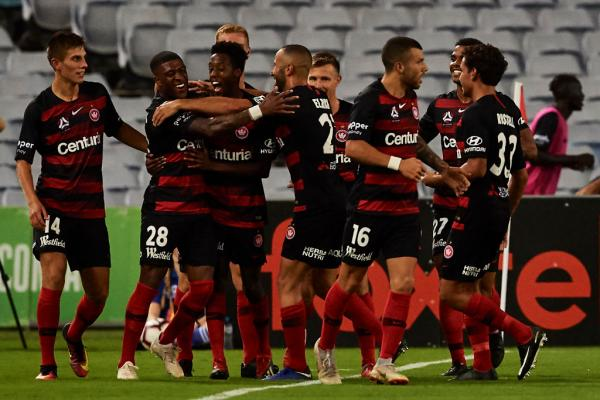 Image result for Sydney Wanderers 2019