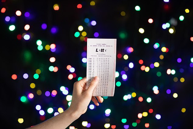 A dad from Western Sydney has scored two division one prizes with one ticket (stock image)