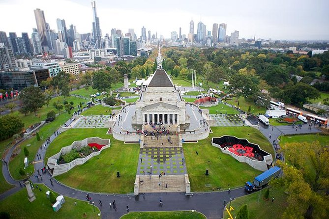 Image result for Melbourne Shrine of Remembrance Address