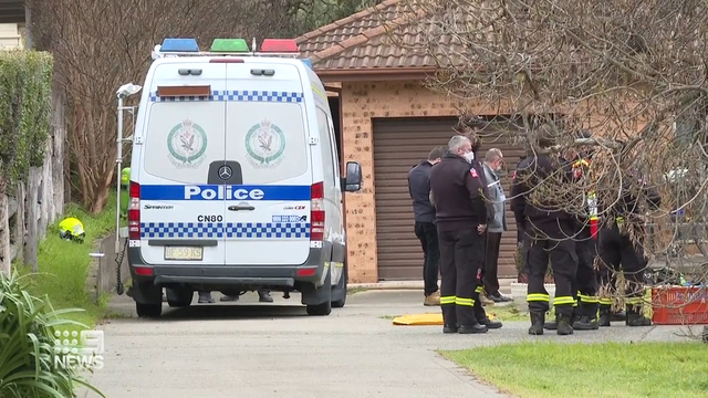 NSW news: Former soldier charged after chemicals found in Sydney home